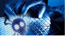 Ciberataque de un hacker maligno